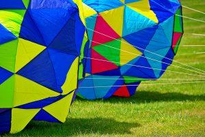 Balloon Kites