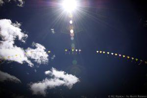 Sunspot on Taupo