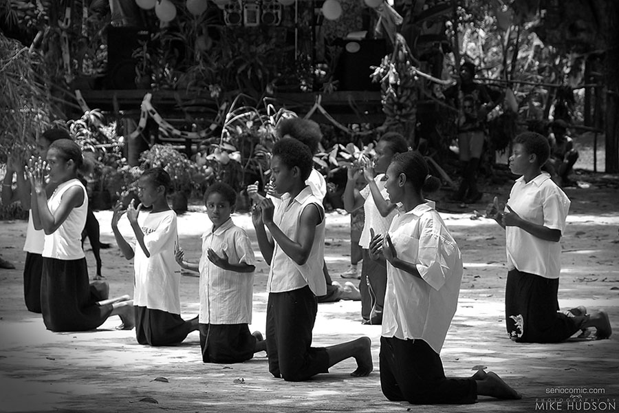 Island Performers