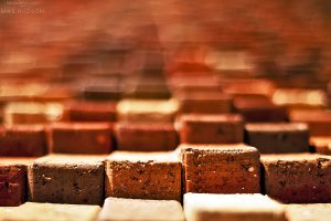 Brick Bokeh
