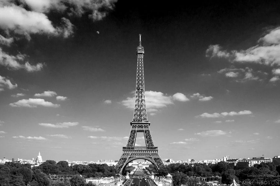 Paris Snapshot