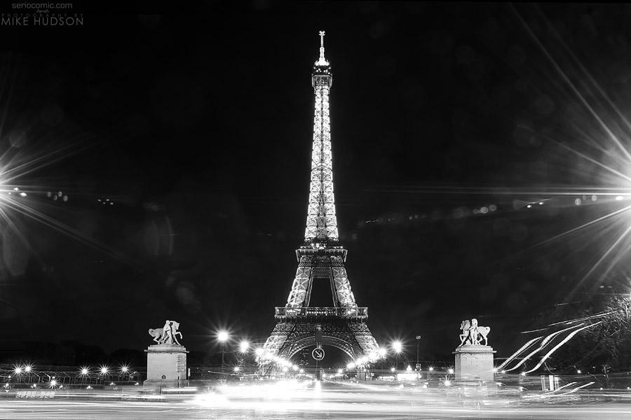 Eiffel Bling